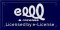 Licensed by e-License